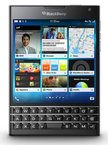 Telefon mobil BlackBerry Passport 4G LTE, SQW100-1 - Black