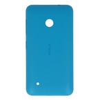 Capac protectie spate Nokia, Back Cover, pentru Nokia Lumia 530, Nokia Lumia 530 Dual SIM, bulk - Cyan