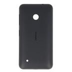 Capac protectie spate Nokia, Back Cover, pentru Nokia Lumia 530, Nokia Lumia 530 Dual SIM, bulk - Dark Grey