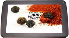 Tableta Smailo Duo Pepper 7 : 7 inch, 8GB, Android, Wi-Fi - Grey