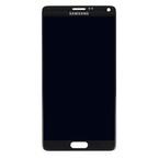Samsung Display Unit (LCD + Touch Screen + Display Glass) pentru Galaxy Note 4 N910 - Black
