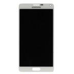 Samsung Display Unit (LCD + Touch Screen + Display Glass) pentru Galaxy Note 4 N910 - White