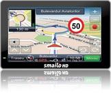 Navigatie GPS Smailo HD50 5 inch : harti full Romania