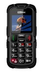Telefon Mobil MaxCom MM910 Strong Dual Sim, Rezistiv - Black Blue