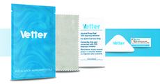 Set folie protectie Vetter HD Crystal Clear Screen Protector pentru Blackberry Z10 (2 bucati)