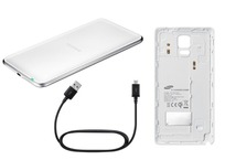 Samsung Inductive Charging Kit EP-WN915IWEGWW for Galaxy Note Edge SM-N915F - White