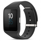 Ceas inteligent Sony Smartwatch 3 SWR50 (compatibil Android) - Black