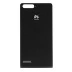 Capac protectie spate Huawei Back Cover pentru Ascend P7 Mini - Black