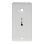 Capac baterie Microsoft Battery Cover pentru Lumia 535 Single Sim / Dual Sim - White