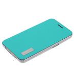 Husa tip Book Rock Side Flip Case Elegant Series pentru Samsung Galaxy Core 2 G355 - Blue