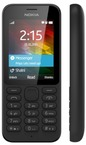 Telefon mobil Nokia 215 Single Sim - Black