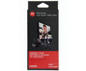 Cablu Motorola High Speed 1080p HDMI 150 cm, SKN6414A - Black