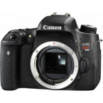 Aparat foto digital Canon EOS 750D Body : 24.2 MPx, LCD 3, 5 fps, Wi-Fi, Full HD