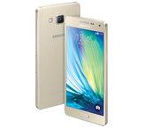 Telefon Mobil Samsung Galaxy A5 SM-A500FU, LTE / 4G, 1.2GHz Quad Core, 5 inch, 13Mp - Gold