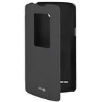 Husa LG Flip Case tip Book S-View CCF-510 pentru LG L80 - Black