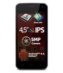Telefon Mobil Allview P5 Life Dual SIM - Black
