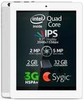 Tableta Allview Viva i10G : 9.7 inch, Android, 32GB, 2GB RAM, MicroSD,GPS, 5MP / 2MP, Aluminiu - White