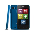 Telefon Mobil Evolio Yuppi : 3G, 5MP, Android 4.4, 4GB, 512 GB RAM, GPS, WiFi