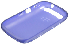 Husa silicon telefon BlackBerry Soft Shell for 9220/9310/9320, ACC-46602-203 - Vivid Violet