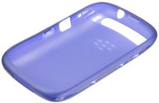 Husa silicon telefon BlackBerry Soft Shell for 9220/9310/9320, ACC-46602-203 - Vivid Violet