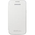 Husa Samsung Flip Cover EF-FG350NWEGWW for Galaxy Core Plus G3500 - White