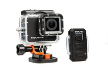 Camera Video EVOLVEO SportCam W8 : 1080p/60fps, Full HD, rezistent la apa 60m, LCD, WiFi, MicroSD