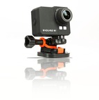 Camera Video EVOLVEO SportCam W7 : 1080p, rezistenta la apa 60m, LCD, WiFi, Full HD, microSD