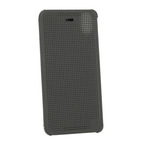 Husa tip Book HTC Case Dot View Flip HC M180 pentru Desire 626 - Warm Black