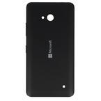 Capac Protectie Spate Microsoft / Battery Cover pentru Lumia 640 - Matte Black