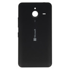 Capac Protectie Spate Microsoft / Battery Cover pentru Lumia 640 XL - Black