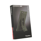 Husa BlackBerry Faceplate / Flex Shell pentru BlackBerry Z20 Leap, ACC-60114-003 (contine folie de protectie ecran) - Military Green