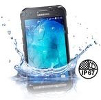 Telefon Mobil Samsung Galaxy Xcover 3, SM-G388F, Rezistiv, Certificat IP67, 4G / LTE - Dark Silver