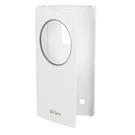 Husa tip Book LG Flip Case Quick Circle CCF-590 pentru LG Spirit - White
