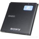 Acumulator Original Sony BA800, 1700mAh pentru Sony Xperia S / Sony Xperia V, Bulk