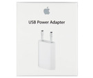 Incarcator retea original Apple 5W USB MD813ZM, pt. iPhone 5 / 5c / 5s / 6 / 6 Plus, iPad Retina Display (iPad 4th generation), iPad mini / mini 2 / mini 3 / Air / Air 2, iPod nano 7th gen., iPod touch 5th. gen. 32GB / 64GB, iPod touch 5th gen. 16GB , Blister - White