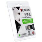 Memory Stick USB 3.0 Kingston DataTraveler microDUO 16GB (Smartphone / Tablet / PC / Laptop)
