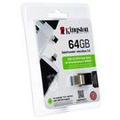 Memory Stick USB 3.0 Kingston DataTraveler microDUO 64GB (Smartphone / Tablet / PC / Laptop)