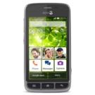 Telefon Mobil Doro Liberto 820 Mini : 4.7 inch, Android 4.4, GPS, Wi-Fi, 5MP, MicroSD, 1500 mAh - Black