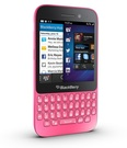 Telefon mobil BlackBerry Q5, LTE / 4G, SQR100-2 - Pink