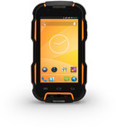 Telefon Mobil Tecmobile Titan 600 EVO Dual SIM, 1.3GHz Quad Core, 8Gb, 4500mAh, rezistiv IP68 Certified - Negru