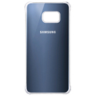 Husa protectie spate Samsung Glossy Cover, EF-QG928MBEGWW pentru Samsung Galaxy S6 Edge Plus SM-G928 - Black