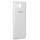 Capac Baterie Samsung Cover Wireless Charging EP-CG850IWEGWW for Galaxy Alpha SM-G850F - White