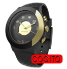 Ceas COGITO WATCH FIT (compatibil Android si iOS) - Black Chic
