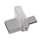 Memory Stick USB Kingston DataTraveler microDUO 3C 64GB (Smartphone / Tablet / PC / Laptop)