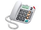 Telefon Fix Digital MaxCom KXT 480 - White