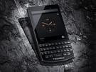 Telefon Mobil Blackberry Porsche Design P9983 LTE 4G, Leather Back Cover - Graphite