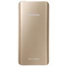Acumulator extern Samsung PowerPack 5200mAh, EB-PN920UFEGWW - Gold
