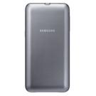 Husa cu incarcare / Baterie externa Wi-Fi Samsung Power Cover 3400 mAh pentru Galaxy S6 Edge Plus SM-G928F, EP-TG928BSEGWW - Silver
