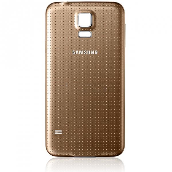 7e5e02349d8 Capac baterie Samsung Galaxy S5 G900, S5 Plus G901 - Auriu | ILEX