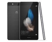 Telefon Mobil Huawei Ascend P8 Lite / Mini, Ale-L21, Dual SIM, Android 5.0, 5 inch, 4G / LTE, Octa Core 1.2 Ghz, 13MP / 5MP,  2200 mAh - Black